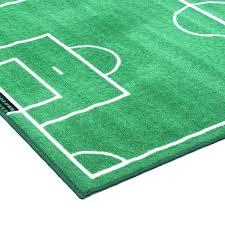 sports themed area rug sports area rugs fun time soccer field rug themed sports area rugs