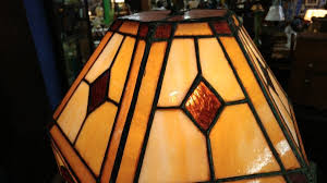 antique stained glass chandelier lamp wonderful condition 00g0g exfdsilkhhn 600x450