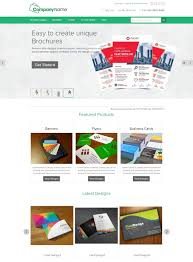 Design N Buy Printing Storefront Themes On Magento Marketplace