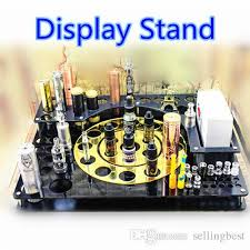 E Liquid Display Stand E Liquid Display Rack E Cigarettes Display Stand Holder For Ecig 36