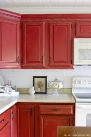fabulous red kitchen cabinets catchy interior design for kitchen remodeling with ideas about red kitchen cabinets