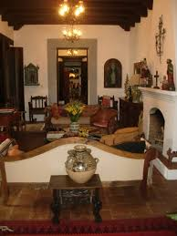 Mexican Living Room Furniture Spanish Colonial Beauty Mexican Hacienda Style Decor Pinterest