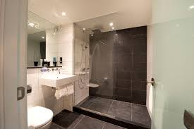 luxury small wet room