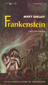 "frankenstein"" by mary shelley the books we love o frankenstein facebook"