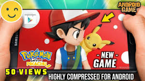 Pokemon let's Go Pikachu BETA Apk Download For Android English 100% Real  Gameplay Proof - YouTube