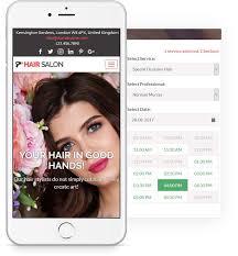Hair Saloon Websites Vevs Hair Beauty Stylist Websites