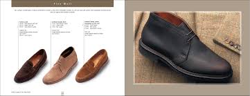 Alden Shoe Size Chart Shoe Catalogs A List Of Real Catalogs To Inspire You For