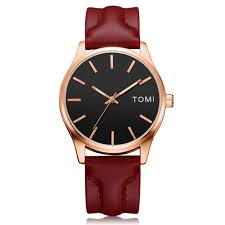 fashion casual men s bussiness watches simple quartz minimalist watches leather band mens watches newchic