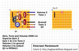 em drive wiring diagram em printable wiring diagram database guitar fx layouts emerson custom guitars paramount overdrive source acircmiddot craftsman riding lawn mower wiring schematic
