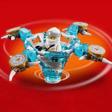 Con Quay Lốc Xoáy Băng Giá - Lego Ninjago - 70661 (109 Chi Tiết) - Tặng Kèm  Đồ Chơi Lắp Ráp Rồng Lửa Mini - Trị Giá 99k