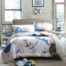 beach comforter sets king size throughout nautical bedding outstanding l images decor architecture beach