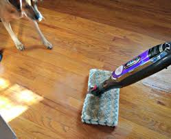 The Shark Genius Steam Pocket Mop Has A Steam Blast Feature To Help Knock  Out The