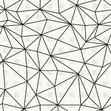 Wireframe abstract surface seamless pattern royalty free vector clip