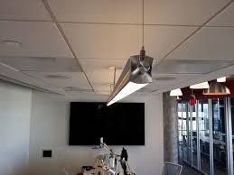 office space lighting. The Control Group Office Space Designer: J.design.studio Radium2 Linear Light Fixture Lighting P
