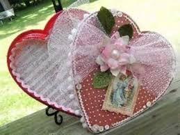 How To Decorate A Valentine Box Valentine box decorating ideas YouTube 59