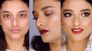 one bride two makeup looks plus vigo east meets west makeup tutorial