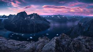 Greenland Landscape Wallpapers - Top ...