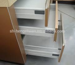 soft close drawers box: beautiful design kitchen cabinet soft close tandem box drawer slides