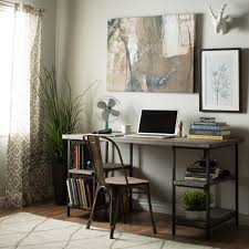 Renate Reclaimed Wood and Metal Office Desk - Free Shipping Today -  Overstock.com - 13996331