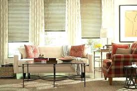 farmhouse style valances natural fiber blackout curtains dining room with family transitional curtain ideas farm living farmhouse style living room