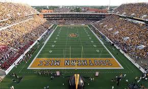 University Of Southern Mississippi Golden Eagles Football