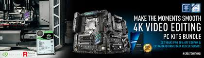 x299 professional workstation pc