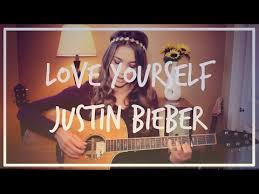 love yourself justin bieber guitar tutorial easy