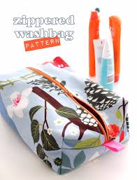 diy gifts for mom zippered make up bag best craft projects and gift ideas