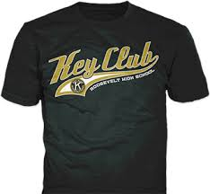 Key Club Custom T-Shirts - ClassB® Custom T-Shirts