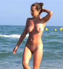 Perfect Nude Beach Tits on Amateur Girls Gallery Voyeur Web s.