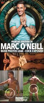 Marc O Neill From Big Brother UK Nude Photos Leak Cock Exposed.