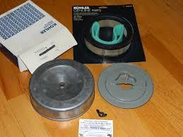kohler engine genuine kohler k241 k301 k321 air filter kit kohler engine genuine kohler k241 k301 k321 air filter kit 235100 a235100 nla