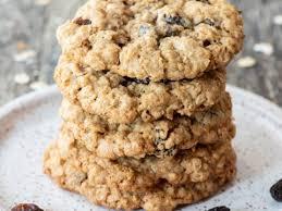 gluten free oatmeal cookies allergy