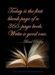 Brad Paisley New Year Quote