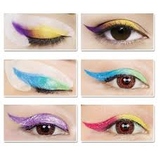 60pcs gentle cat eye eyeliner stencil eye shadow guide models template shaper beauty makeup tools at banggood sold out