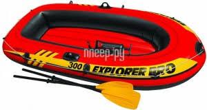 <b>Лодка Intex Explorer 300</b> Pro 58358