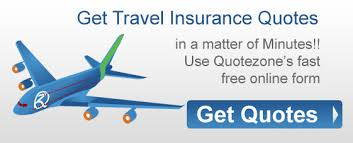 Travel Insurance Quote New Travel Insurance Online Compare Distinationco
