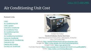 central heat and air unit cost. Modren Air Air Conditioning Unit Cost Related Links HVAC  Throughout Central Heat And T