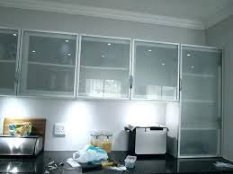 frosted glass cupboard doors kitchen cabinet s diy full size