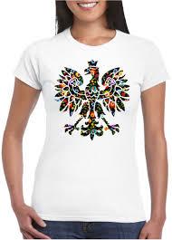 <b>2019 Summer Women T shirt</b> EAGLEPOLSKA FOLKLOR Damska ...