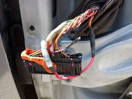 bad driver door harness effectng rear door window locks tdiclub 2006 Jetta Wire Harness For Door anyway instead of trying to sort this mess i just went and bought a new harness at vw, $255 2006 jetta wiring harness driver door