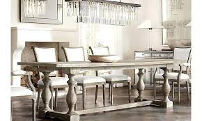 restoration hardware table. Restoration Hardware Dining Room Table