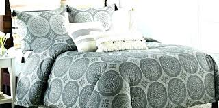 patterned comforters blue pattern duvet cover and white exciting navy on bohemian covers with grey comf