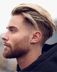 Blond Mannenkapsel