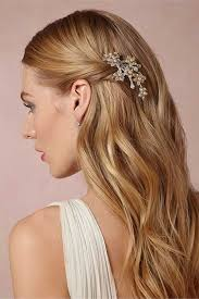 best 25 straight wedding hair ideas on pinterest straight updo Do It Yourself Wedding Hair Down let's get plain and simple straight wedding hair inspirations for your big day everafterguide do it yourself wedding hair down