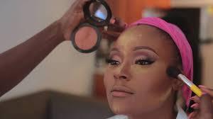real bridal makeup by juicy looks zambian weddings kitchen parties zambian brides