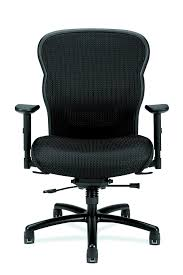 com hon wave big and tall executive chair mesh office chair with adjule arms black vl705 kitchen dining