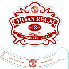 Chivas Regal 13 Year Old Manchester United Special Edition - SipWhiskey.Com