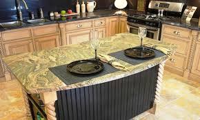 light green granite countertops