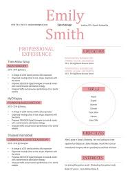 New Age Resume Template